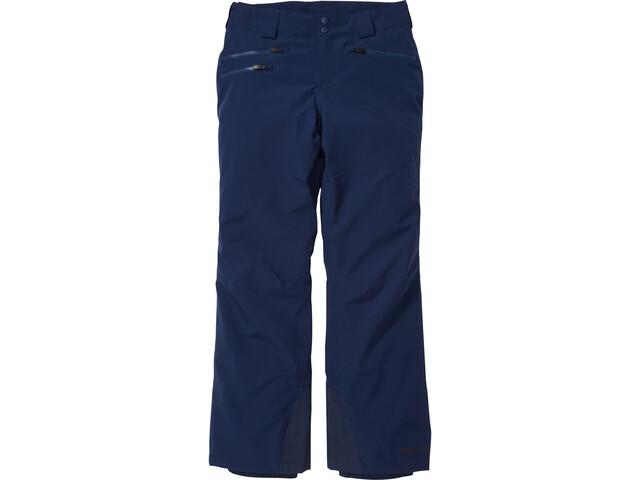 Marmot Slopestar Pantalones Mujer, azul